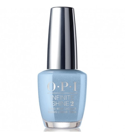OPI Infinite Shine in Check Out The Old Geysirs www.opiuk.com