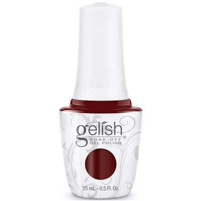 Gelish Soak Off Gel Polish in Angling For A Kiss www.nailharmonyuk.com