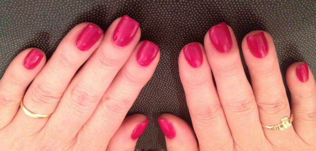 Know when to book in the next nail appointment | Scratch Magazine