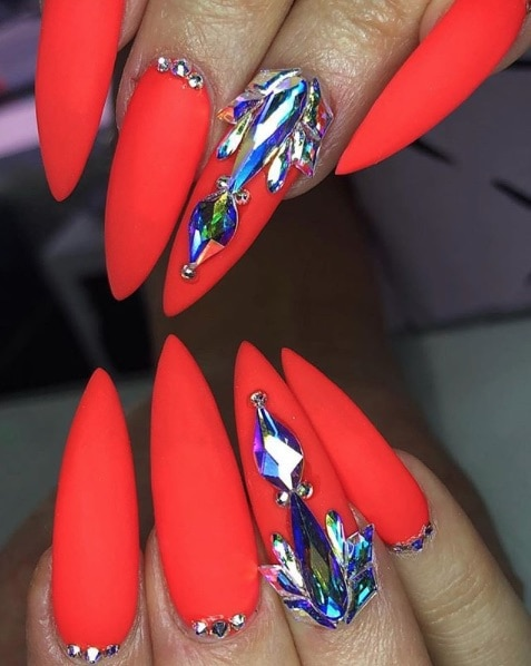 Check out more work from the team at Laque Nail Bar here!
