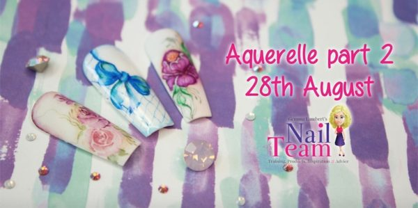 a19fff9c239 Aquarelle Level 1 – Part 2 with The Nail Team – Scratch Magazine