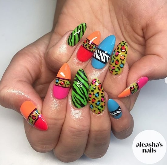 Nail Art Scratch Magazine